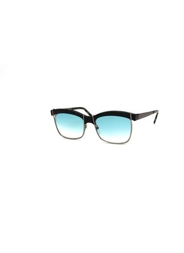 Emilio Pucci  Ep 0058 01W Kadın Güneş Gözlüğü Mavi
